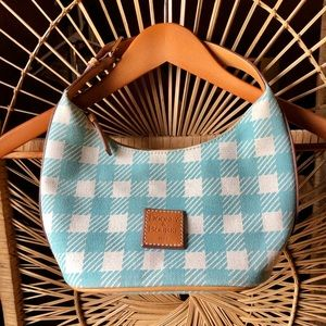 DOONEY & BOURKE Vintage Checkerboard Mini Bag